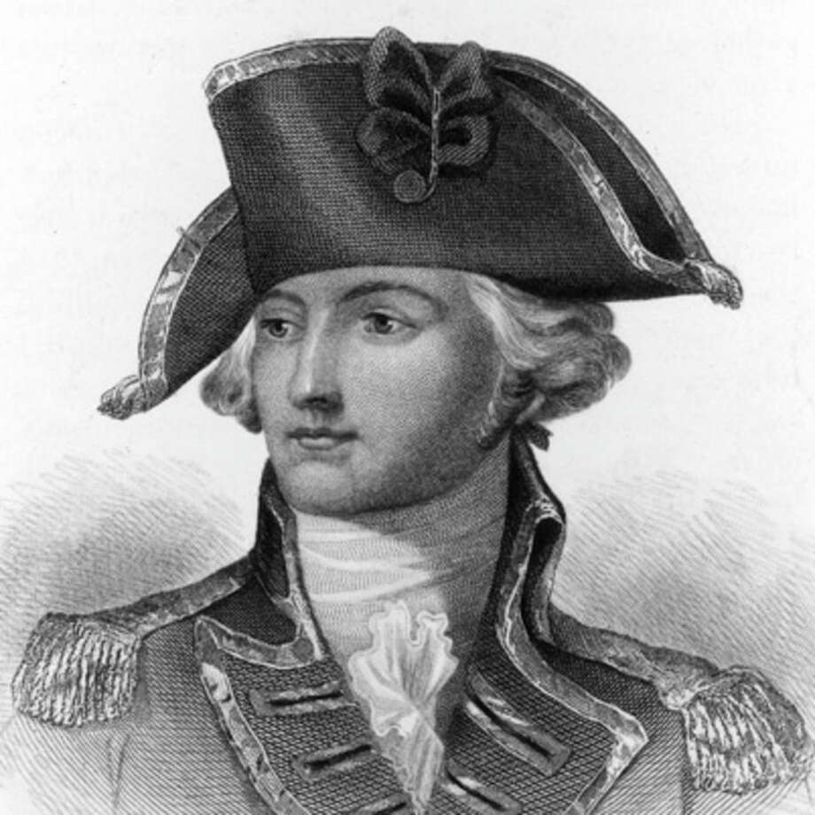 Benedict Arnold Photo: Contributed Photo / Hearst Connecticut Media / The News-Times Contributed