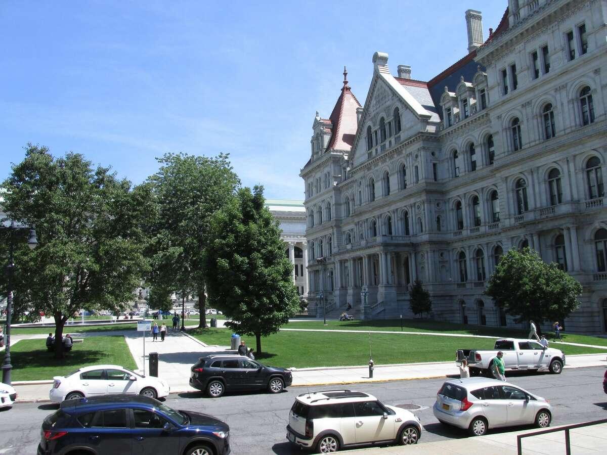 Capitol Park After Dark West Capitol Park, Albany; https://summer.empirestateplaza.org. Schedule: