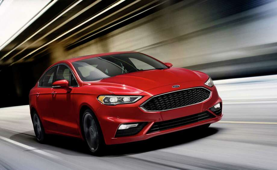 Some Ford Fusions are being recalled.>>See past product recalls. Photo: Ford