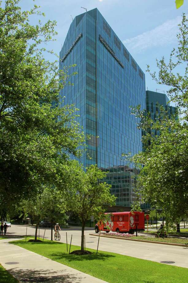 A partner ship between San Antonio's Cancer Treatment & Research Center and MD Anderson Cancer Center — its Sheikh Zayed Bin Sultan Al Nahyan Building for Personal ized Cancer Care is shown here — makes sense. Photo: Gary Fountain /For The Houston Chronicle / Copyright 2016 Gary Fountain