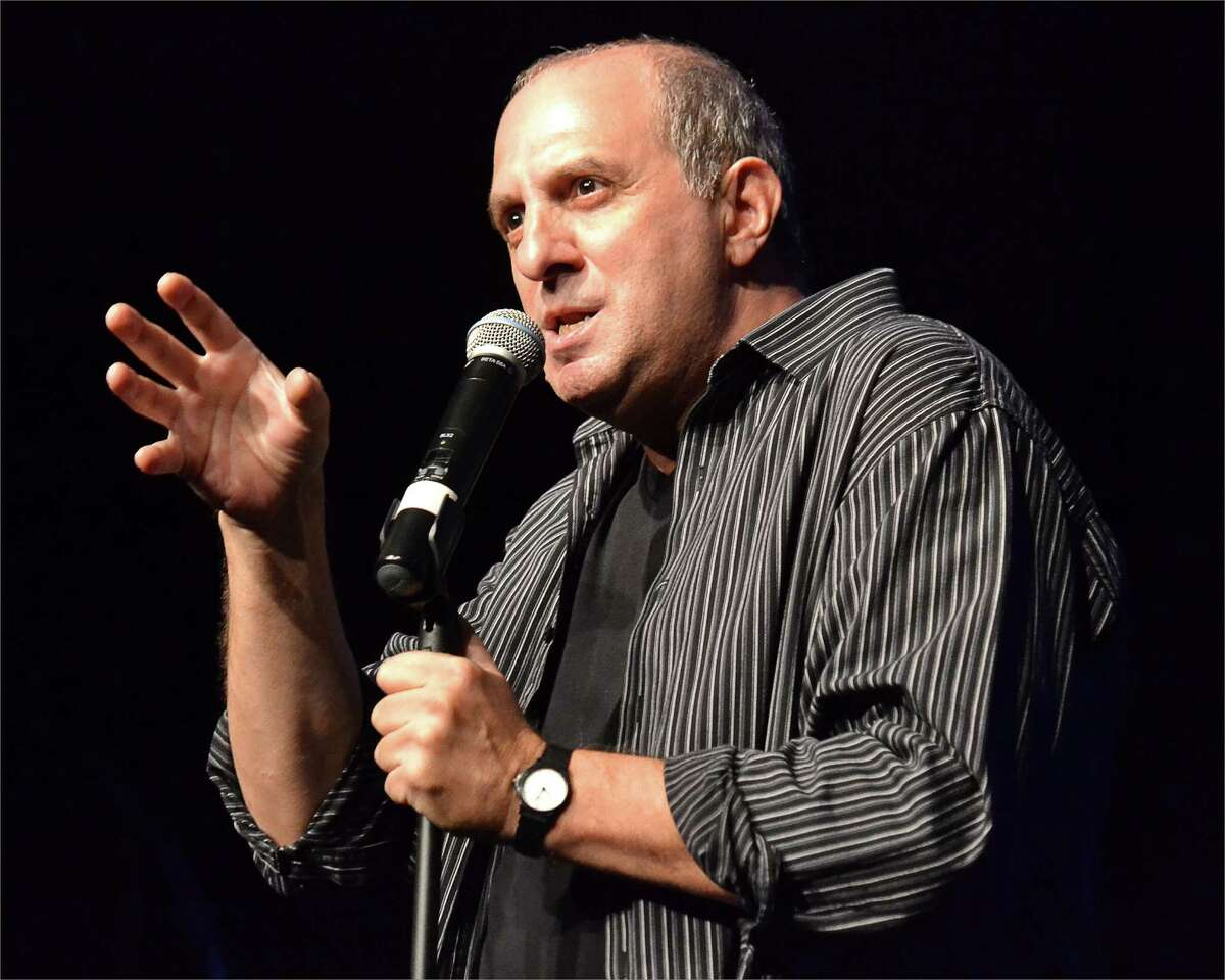 Actor/comedian Rob Falcone performs Saturday, Aug. 13, at the Treehouse Comedy Club show in Westport.