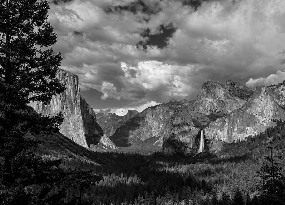 "Mark Burns phtographed all 59 national parks for his ""National Parks Photography Project"" celebrating the park system's centennial. He considers Yosemite one of the most iconic.  'Yosemite Valley - Tunnel View', Yosemite National Park, California Photo: Mark Burns, Photographer / Copyright Mark Burns"