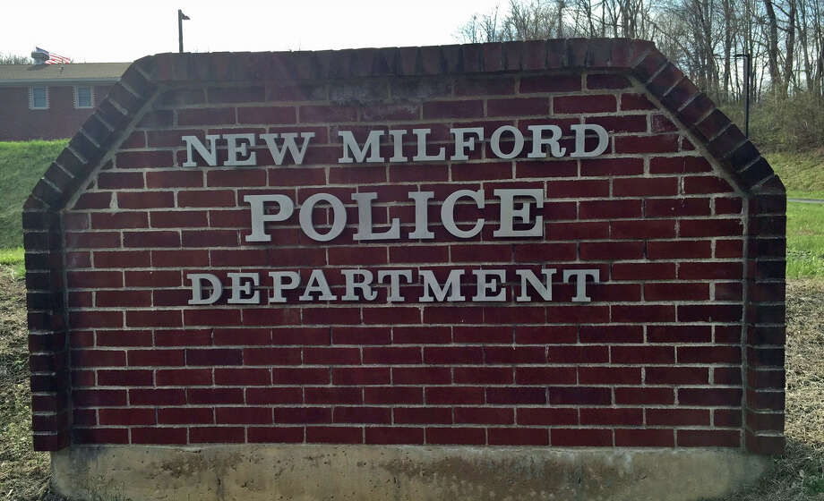 The New Milford Police Department. Photo: Brian Koonz / Hearst Connecticut Media / Greater New Milford Spectrum
