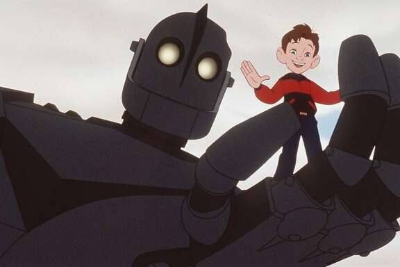 "movie: ""The Iron Giant"""