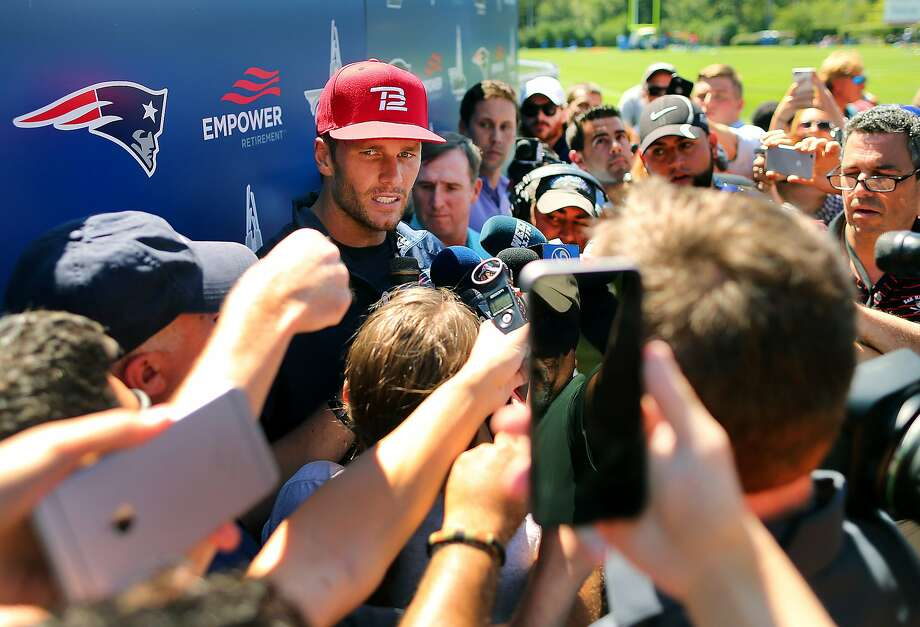 Brady Not Appealing Suspension Was Personal Decision Sfgate