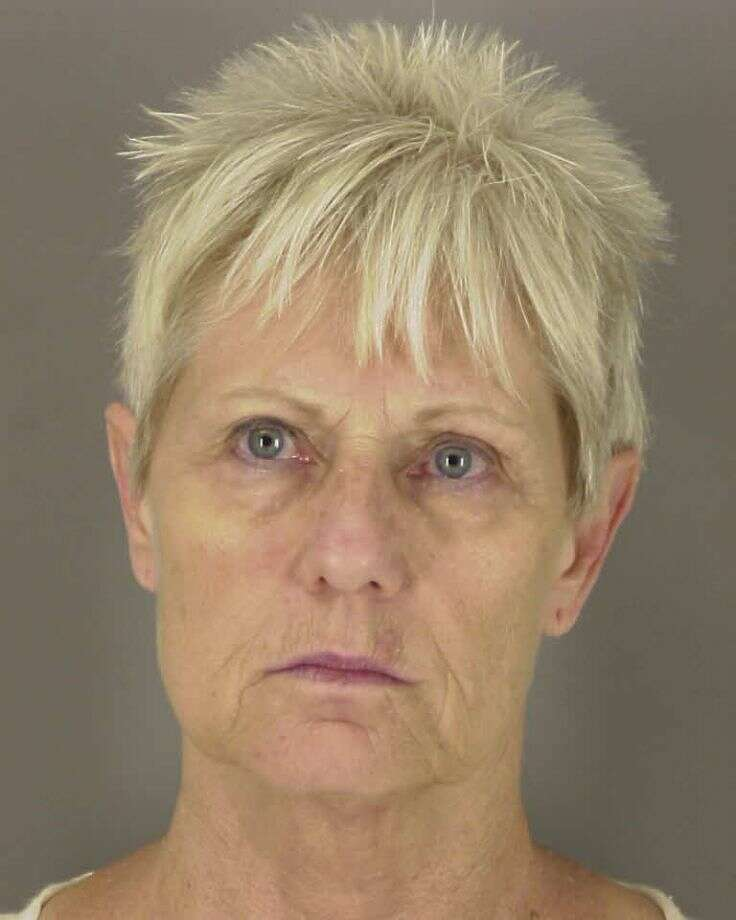 Officials reduced the sentence for Peggy Lynn Gibson, 64, from 15 years to seven after she pleaded guilty to stealing hundreds of thousands from the nonprofit Triangle Area Network.