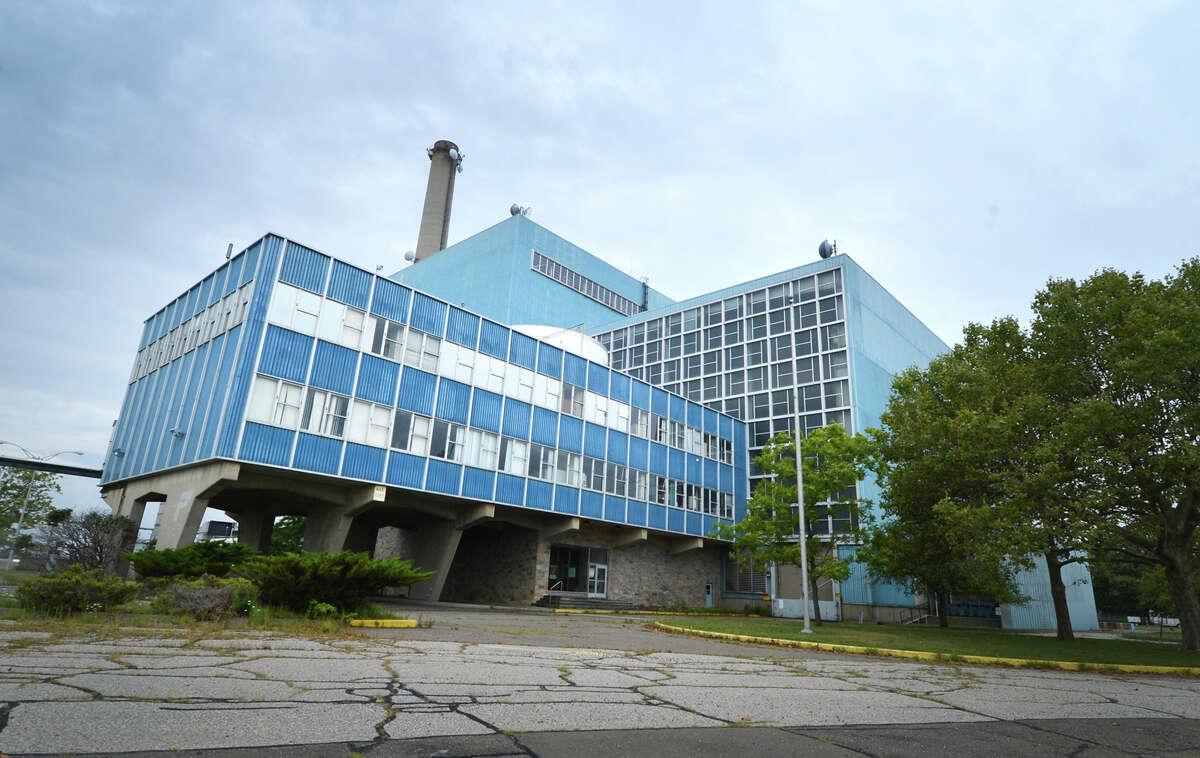 The Manresa Power Plant in Norwalk.