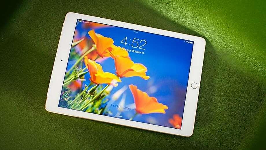 iPad Air 2 Photo: Cnet