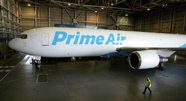 Pilot says Amazon Air's contract airlines 'a ticking time