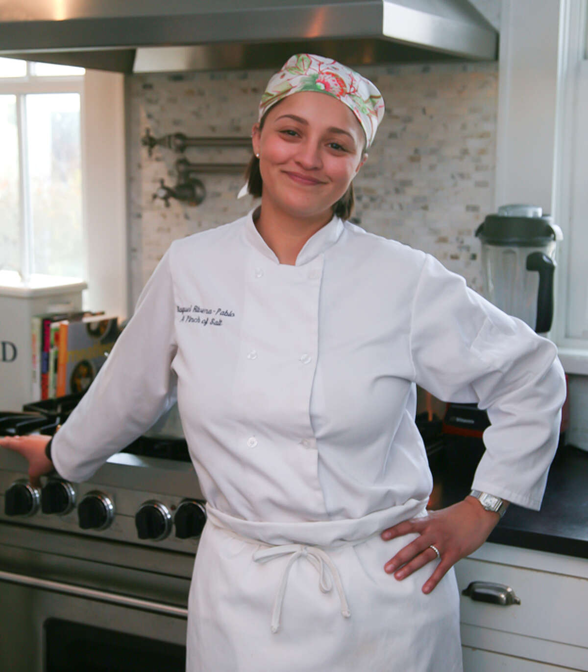 Chef Raquel Rivera-Pablo. File photo.