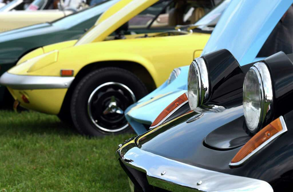 Photos Hemmings Car Show At Saratoga Automobile Museum Times Union