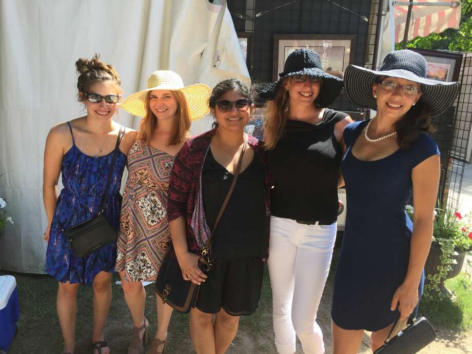 Were you Seen at Whitney Day at the Saratoga Race Course in Saratoga Springs on Saturday, Aug. 6, 2016? Photo: Brittany Harran / Ed Lewi Associates