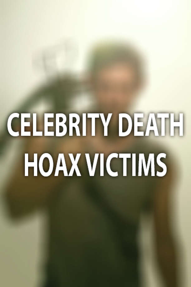 Numerous celebrities have been a part of death hoaxes over the years. Continue clicking to see the dozens of celebrities who were reported dead, but actually weren't at the time of the report.