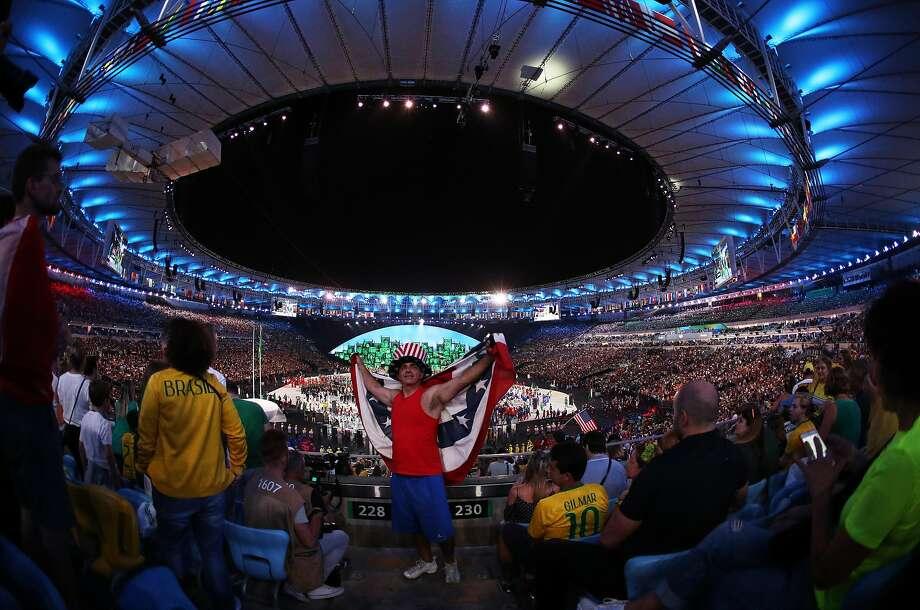NBC has best ratings night for Rio de Janeiro Olympics