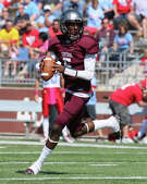 Quarterback Chris Boudreaux and Beaumont Central are picked to be in the middle of the pack, but the playoffs are still a possibility.