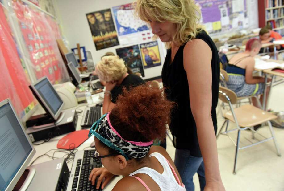 Click through the slideshow to find out which Capital Region schools have the best teachers according to Niche, an education data website. Photo: Michael P. Farrell / 20037565A