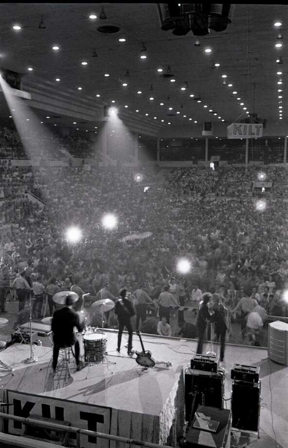 Sam Houston Coliseum Photo: HC Staff / Houston Chronicle