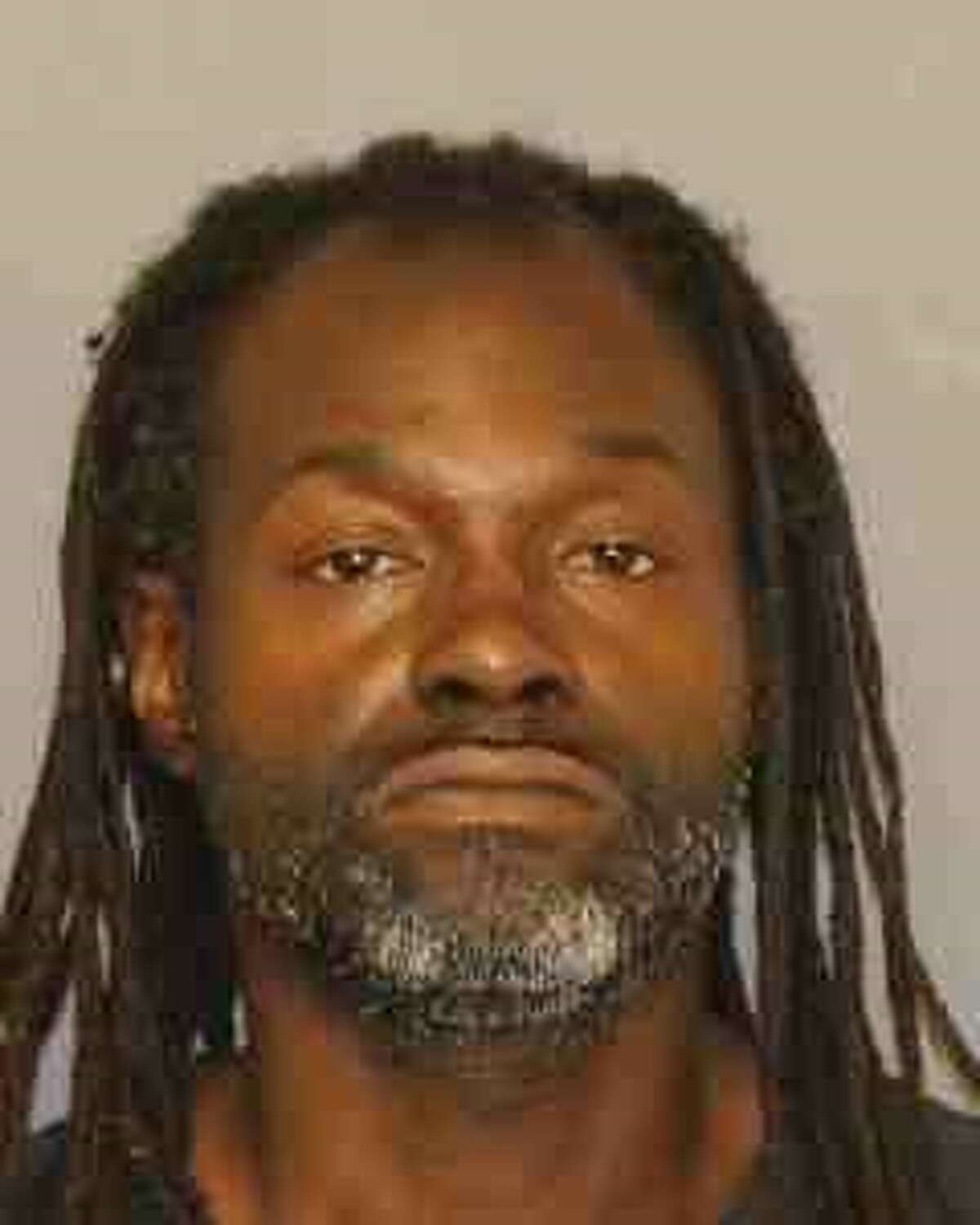 Omar L. Childress, 42, of Schenectady was accused of breaking into a Rotterdam recycling center and attempting to redeem some 4,000 cans for cash Sunday, August 7, 2016. (Rotterdam police)