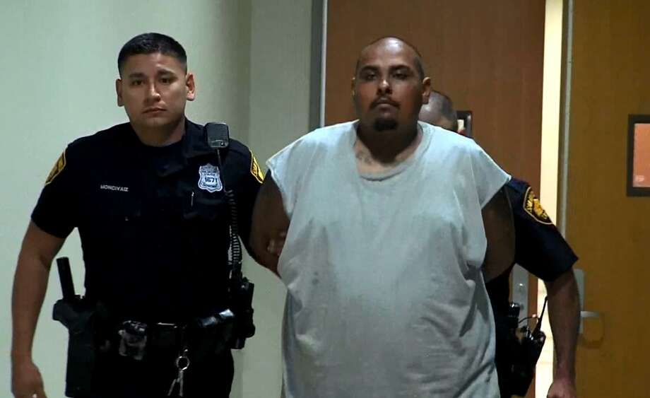 Juan Almendarez, 24, was arrested and charged with capital murder Saturday, Aug. 6, 2016, in connection with a deadly home invasion Friday night that left one man dead and another seriously wounded. Photo: Pro 21 Video