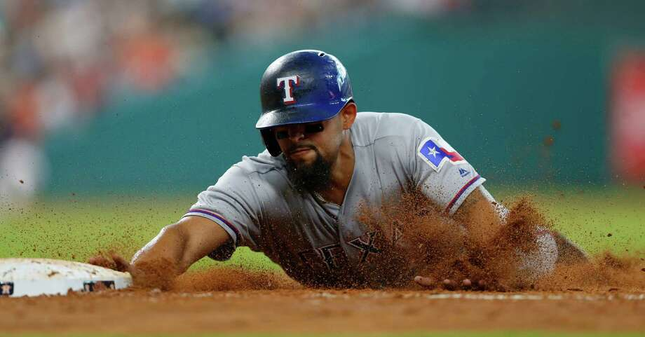 Rougned Odor - Texas RangersAverage salary: $8,250,000Position: 2nd baseDollars per run: $92,696Dollars per strike: $50,304 Photo: Karen Warren, Houston Chronicle / © 2016 Houston Chronicle