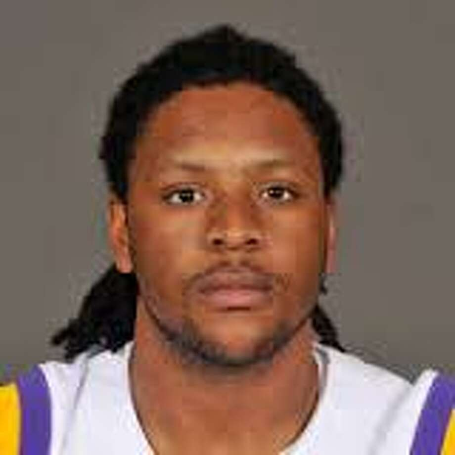 UTSA offensive lineman Jevonte Domond is excited about his fresh start at UTSA after transferring to the program from LSU. Domond's playing career with the Tigers was curtailed after his suspension after an alleged domestic assault with his girlfriend. (LSU Sports Information courtesy photo)
