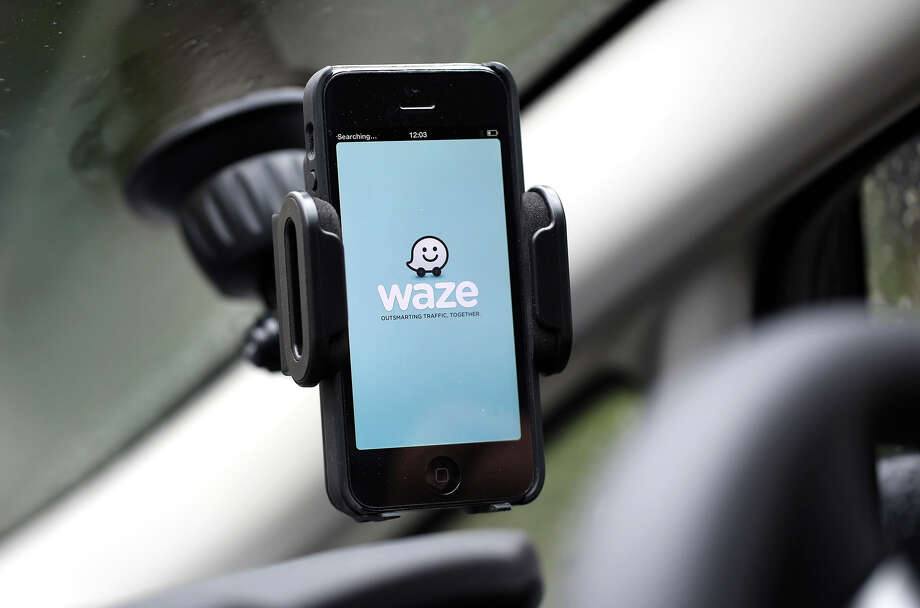 Waze, you've got some explaining to do if this relationship is going to be more than a one-way street.  Photo: Chis Ratcliffe /Bloomberg News / BLOOMBERG