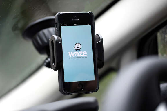 Waze digs into personal data in phones and blasts pop-up ads on the screen to its 50 million users around the globe, says Julie Mossler, head of brand for Waze.