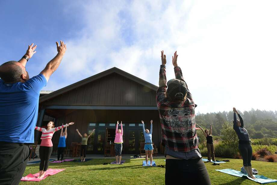 Five wine country estates where you can pair wine and exercise