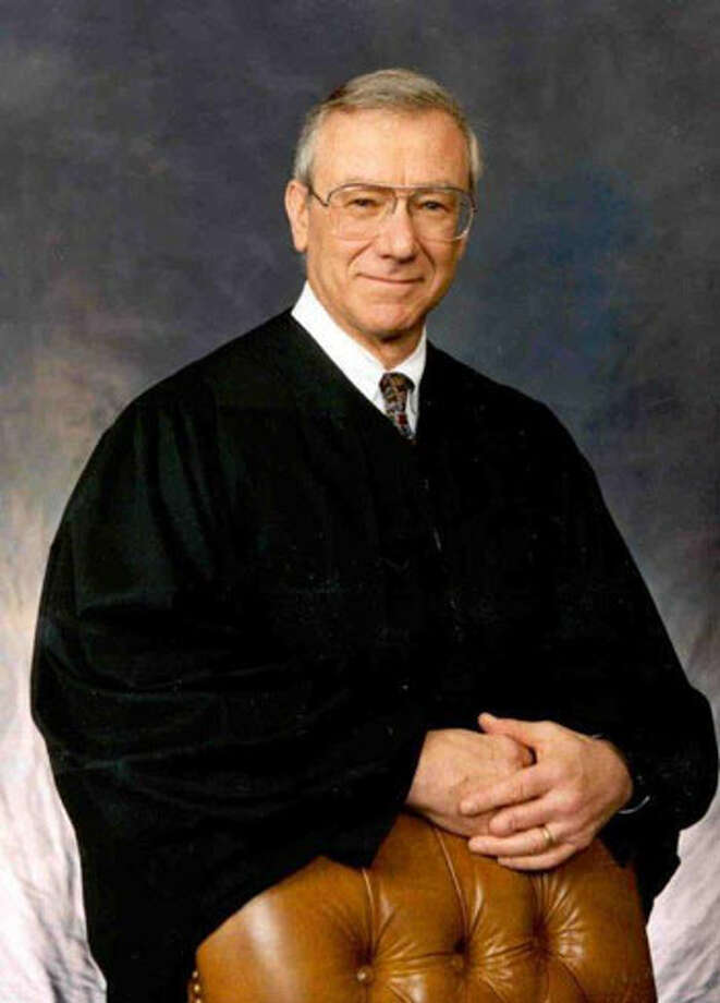 Retired Connecticut Supreme Court Justice David Borden Photo: /