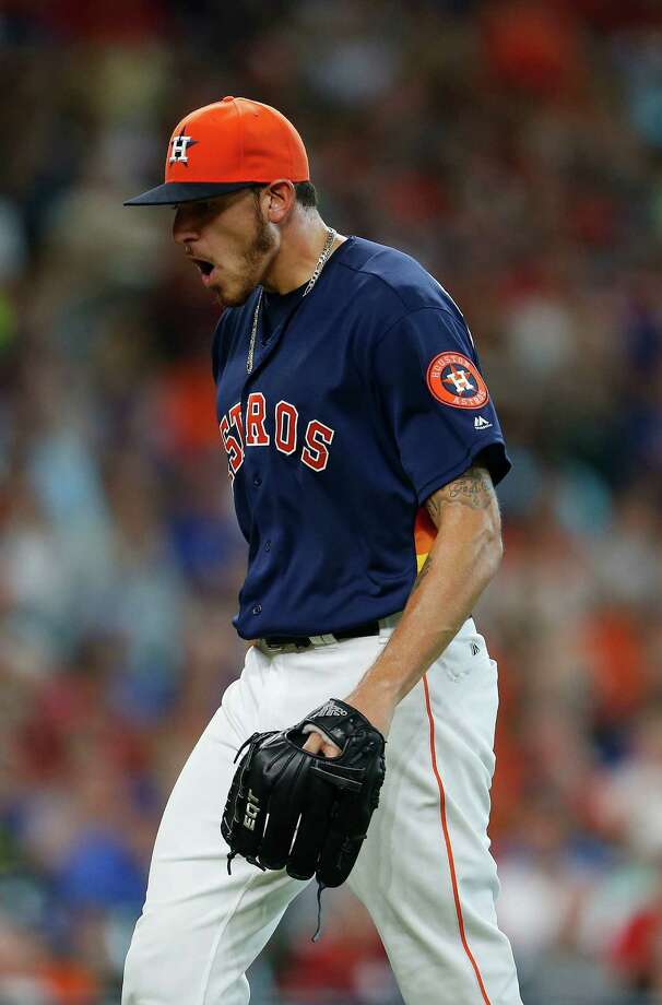 Joe Musgrove will get his second career start on Friday as the Astros kick off a three-game series against the Blue Jays. Photo: Karen Warren, Staff / © 2016 Houston Chronicle
