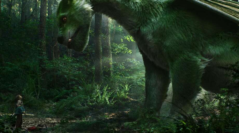 """Pete's Dragon"" explores the profound sadness of a child after a great loss. Photo: Disney, TNS"