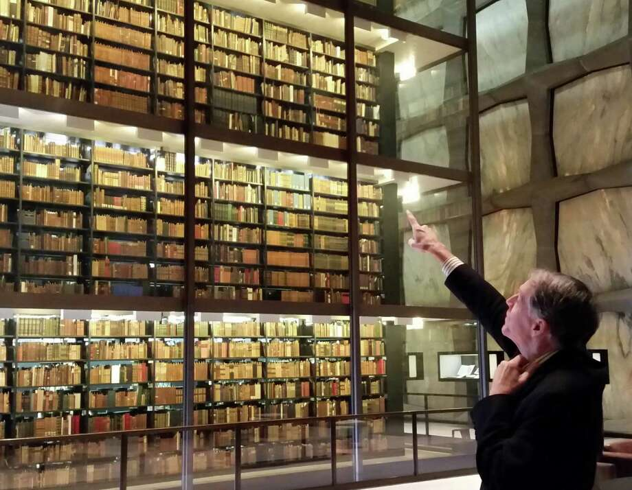 Yale S Beinecke Rare Book Library To Reopen Sept 6