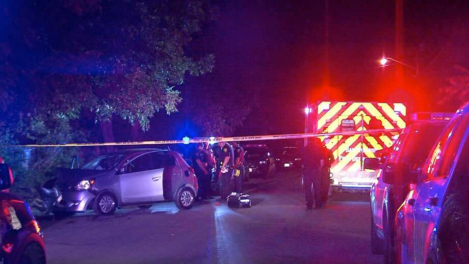 Three teenagers were critically injured Aug. 7, 2016, following an altercation with a drug dealer in the 6400 block of Tahoka Road, according to police. Photo: Ken Branca