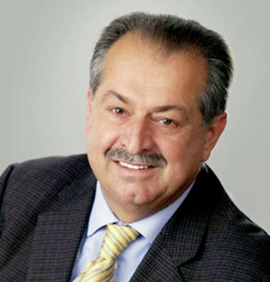 Andrew Liveris, Dow Chemical chairman and CEO