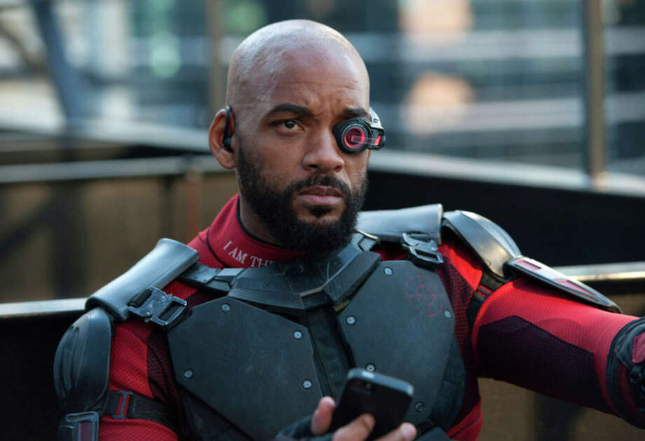 Will Smith as Deadshot. / © 2015 Warner Bros. Entertainment Inc., Ratpac-Dune Entertainment LLC and Ratpac Entertainment, LLC