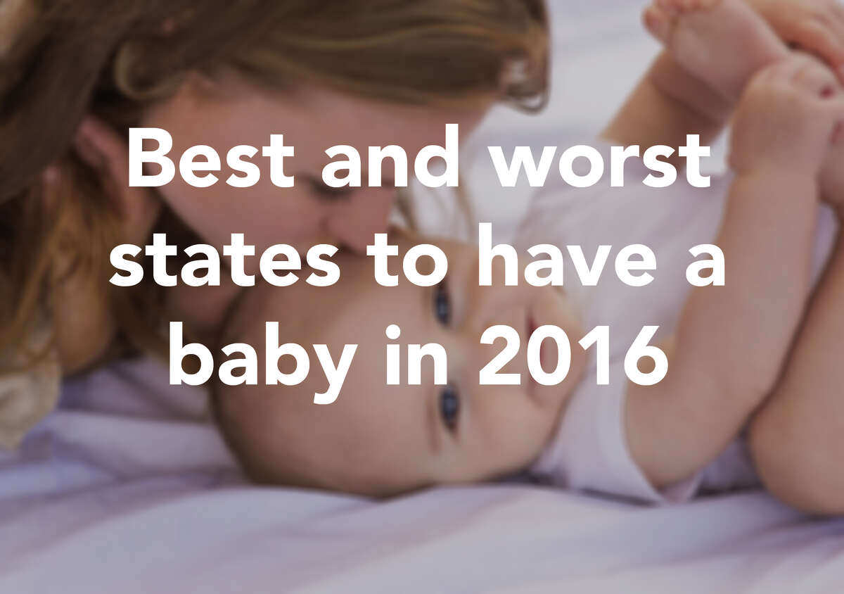 """Financial site WalletHub took a look at all 50 states and Washington DC to find out which states have the best baby environments. To determine the rankings, WalletHub considered delivery budget, health care and """"baby-friendliness"""" in each state. Click through to see the best and worst states to have a baby in 2016. Visit WalletHub for the full study."""