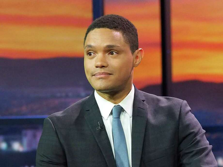 "Comedian Trevor Noah, host of Comedy Central's ""The Daily Show with Trevor Noah"" is coming to the Tobin Center for the Performing Arts in October. Photo: Paul Zimmerman /Getty Images For Comedy Central / 2016 Getty Images"