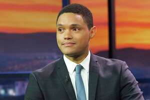 """Comedian Trevor Noah, host of Comedy Central's """"The Daily Show with Trevor Noah"""" is coming to the Tobin Center for the Performing Arts in October."""