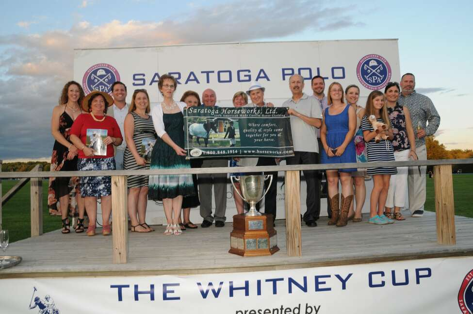 Were you Seen at U.S. Polo Association's Whitney Cup held at the Saratoga Polo Association polo fields in Greenfield Center on Friday and Sunday, Aug. 5 and 7, 2016