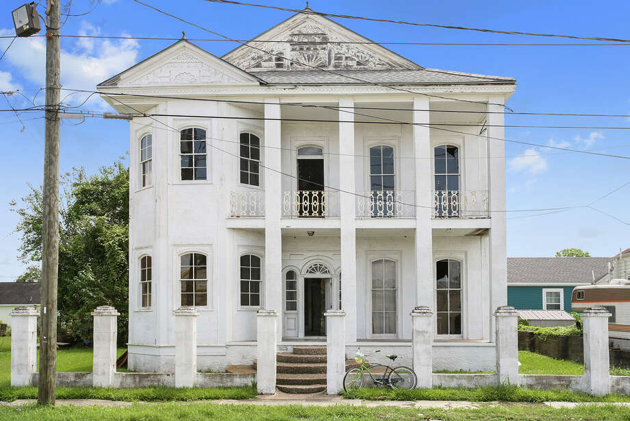 Before: This home at 1026 Brooklyn Street in New Orleans was listed at $249,900 before its completion. Photo: Michael Verderosa