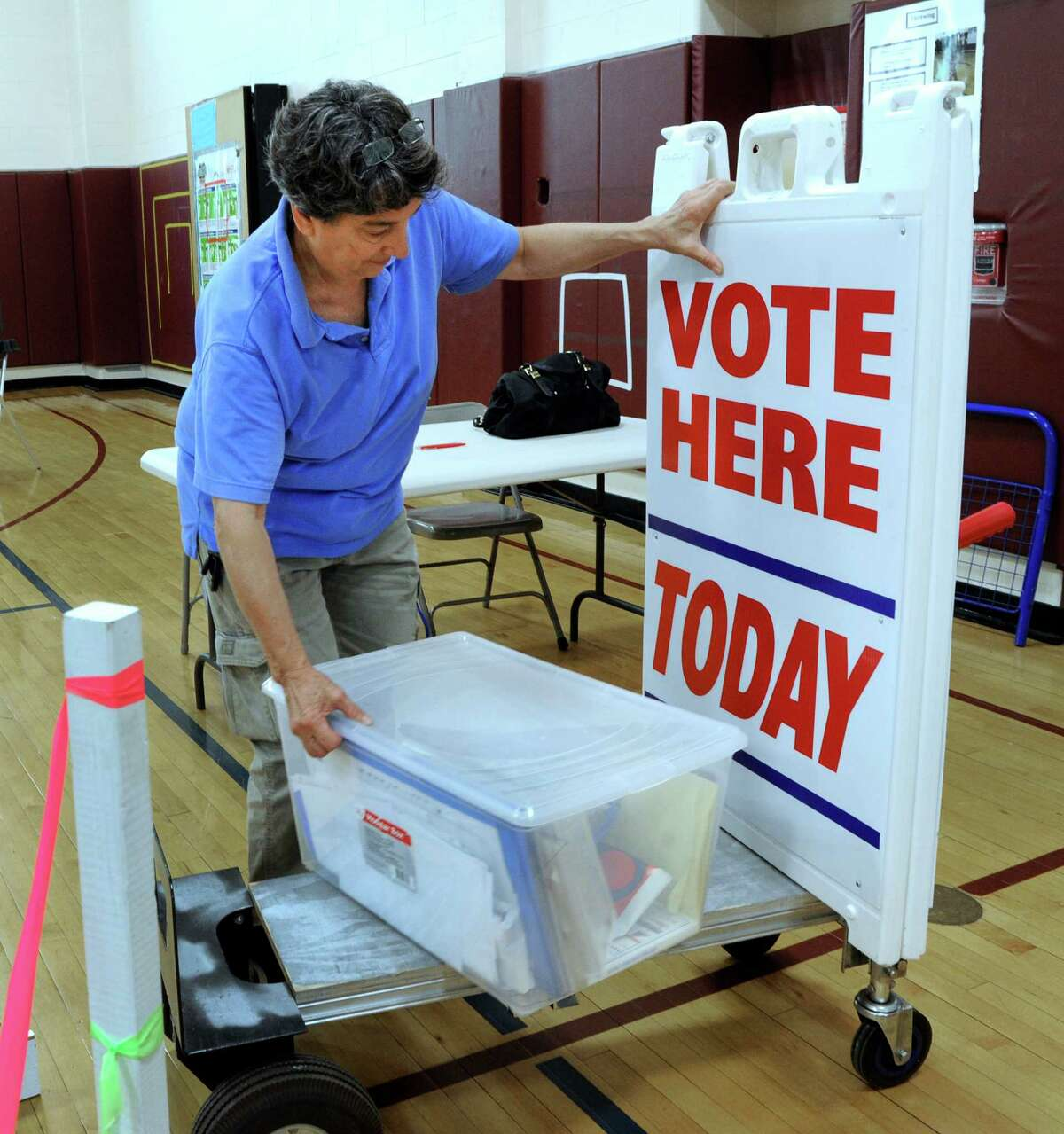 Bethel (Republican Aug. 9 primary) Voter turnout:19.33% Eligible voters:3,269 Number of votes cast: 632 Absentee ballots counted: 53