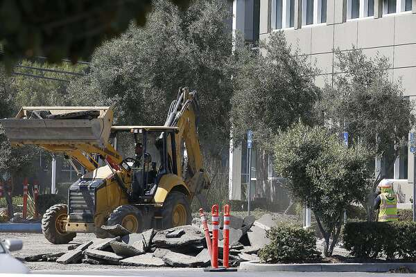 Stanford to break ground on big office project - SFChronicle com