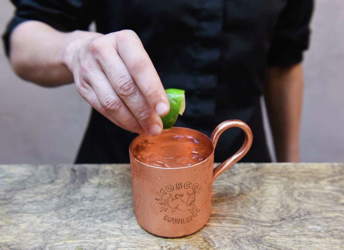 This year marks the 75th anniversary of the Moscow Mule, one of the most popular cocktails in the U.S. It began with Smirnoff vodka, lime and Cock 'n Bull ginger beer served in an iconic copper mug.