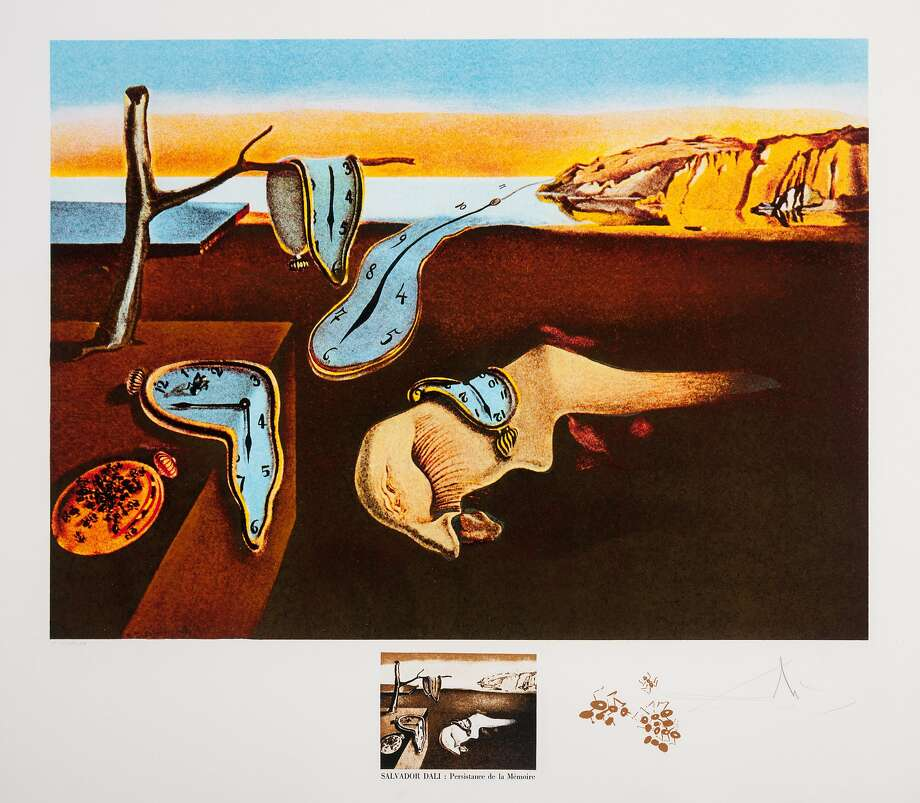 From Dali17, which has taken over the Museum of Monterey. Photo: Dali17