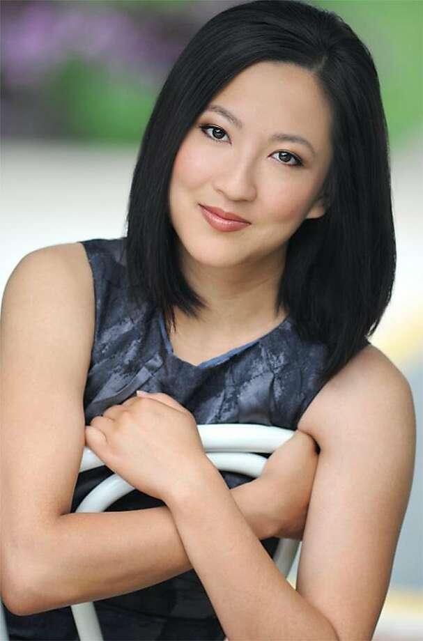 """Mezzo soprano Mindy Ella Chu had the largest role as Apollo in """"Parnasso in Festa."""" Photo: American Bach Soloists"""