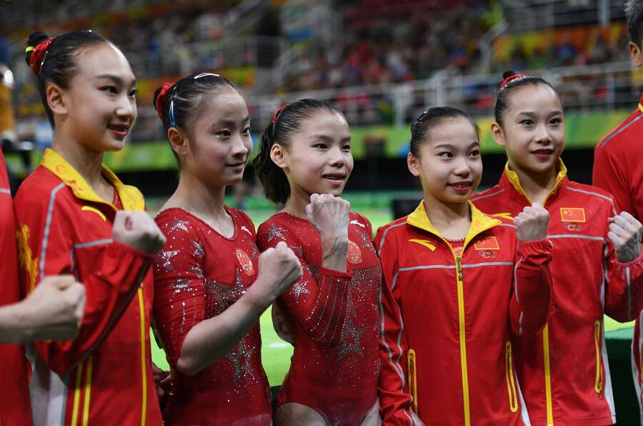 Outlook: The Chinese women were steady but unspectacular in qualifying, failing to make the top three in any of the four events but staying close enough on each to keep in the running for what could be a silver medal.Faces to watch: Chang Shunsong (two-time world championship team silver medalist, uneven bars event finalist); Wang Yan (floor event finalist). Photo: David Ramos, Getty Images
