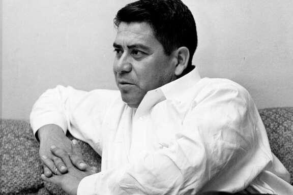 11/1960 - Macario Garcia, a World War II Congressional Medal of Honor recipient