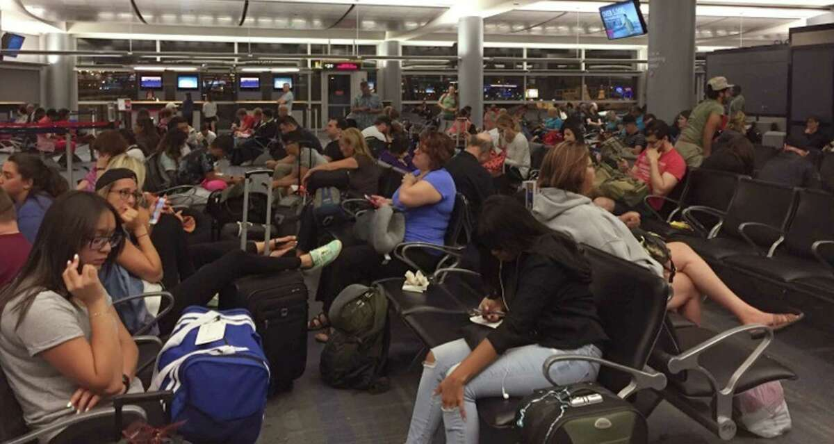 1. 'Mega Airport' Las Vegas McCarran International Airport, Las Vegas, NV Rating: 781/1000