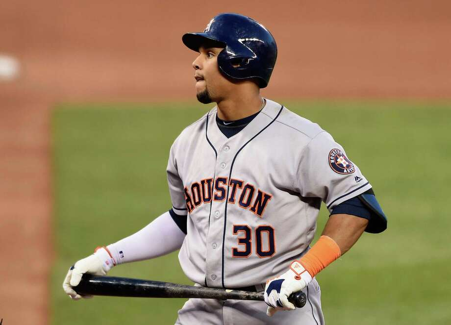 The Astros cut ties with Carlos Gomez on Wednesday after he struggled all season.Click through the gallery to see other veterans who went bust in Houston. Photo: Hannah Foslien, Getty Images / 2016 Getty Images