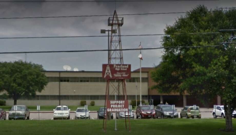 "Police said a juvenile is in custody Wednesday after posting a terroristic threat on YouTube, saying he would ""shoot up"" Pearland High School."